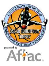 Oscar Robertson National Player of the Year Trophy